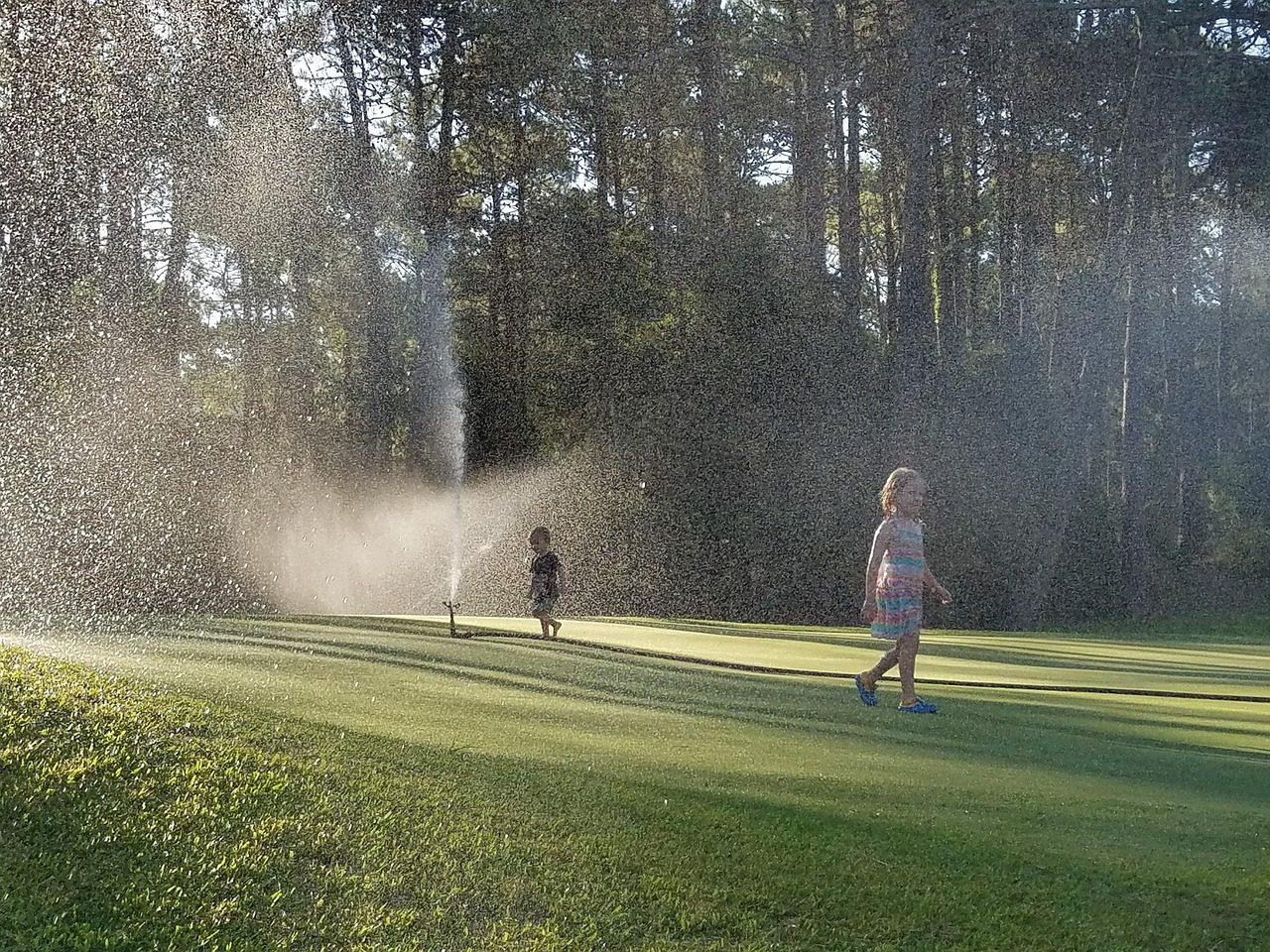 golf para niños