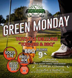 Torneo semanal de golf