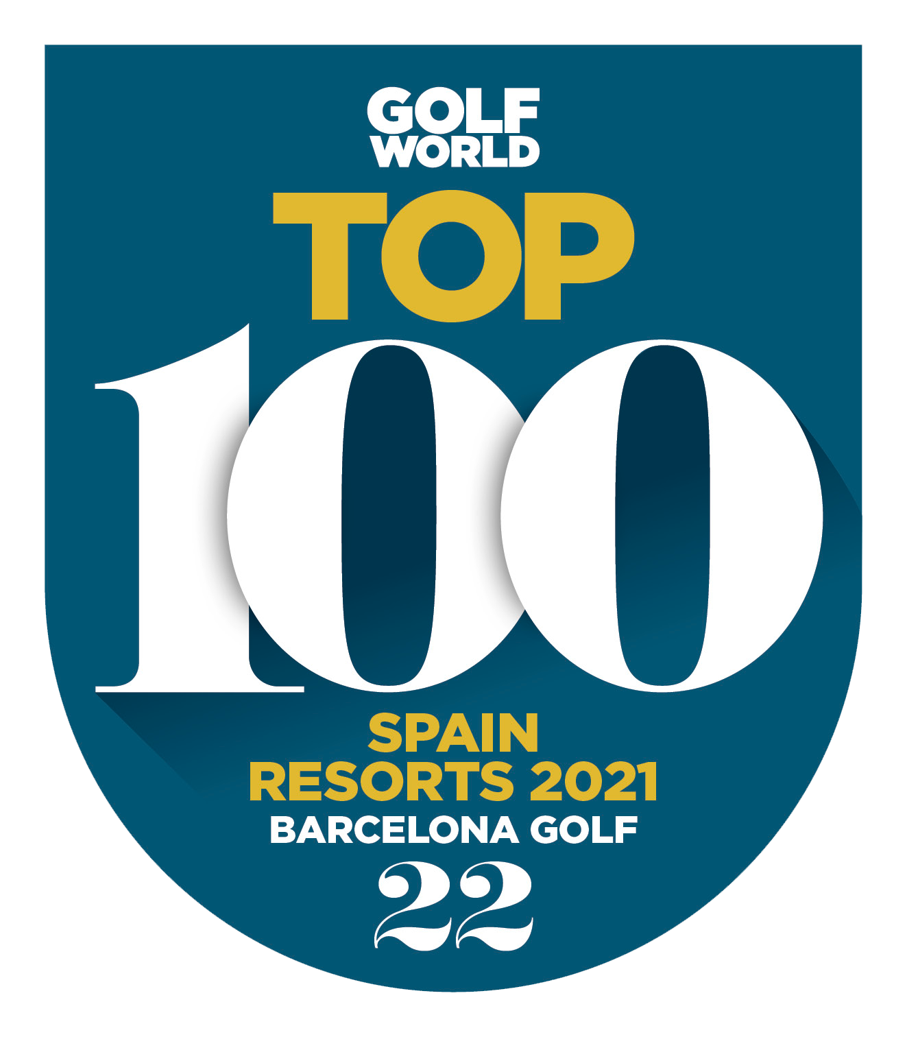 Golf World Top 100 Spain Resorts 2021