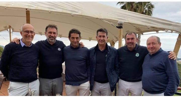 Equipo CGB Interclubs Masculino de Catalunya 2021