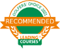 Golfers' Choice 2021 Recommended Leading Courses